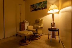 sala dla pacjenta
