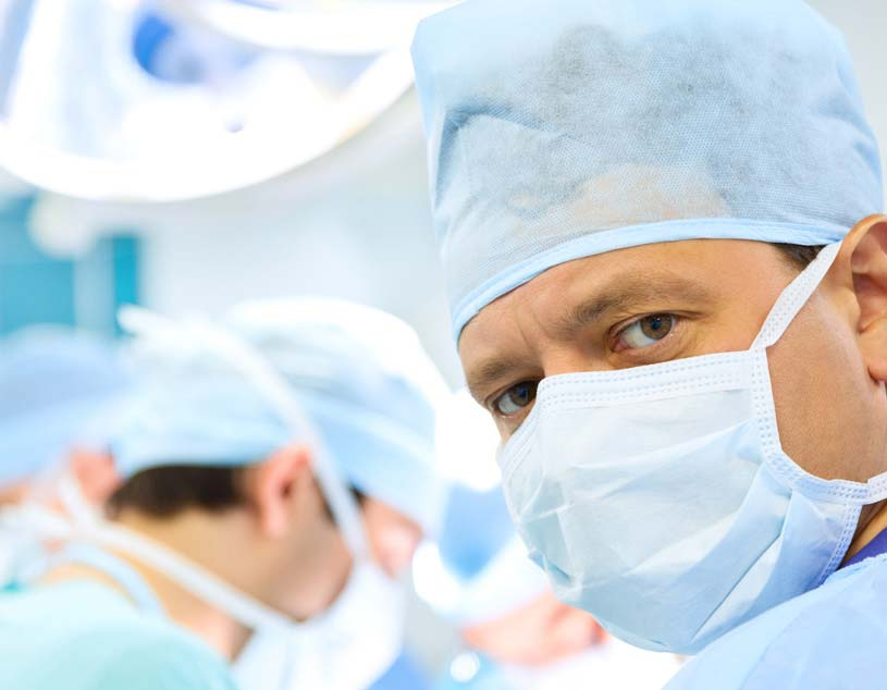 zabiegi operacyjne